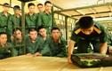 Ngày đầu của các tân binh Quân đội Nhân dân Việt Nam