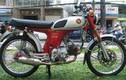 Xế cổ Honda 68 lột xác đầy phong cách