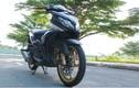 Yamaha Nouvo LX chế mặt nạ Exciter cực hầm hố