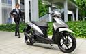 Chi tiết xe tay ga phổ thông mới 110cc của Suzuki