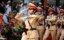 Diễu binh hoành tráng đón năm học mới ở HV Cảnh sát