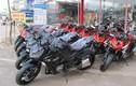 Khui lô hàng Kawasaki Z1000 đặc biệt vừa về VN