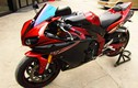 Yamaha R1 2009 đỏ đen - vẻ đẹp khó cưỡng