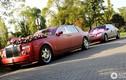 Đẳng cấp như Rolls-Royce và Maybach làm xe hoa