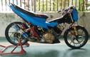 Hàng khủng Suzuki Raider chi chít đồ chơi Racingboy