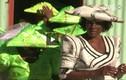 Kỳ quặc bộ tộc châu Phi mặc sành điệu như ngôi sao