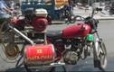 Siêu xe cứu hỏa hai bánh độc nhất Sài Gòn