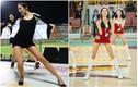 Chân dài tít tắp của hoạt náo viên xinh đẹp nhất xứ Hàn
