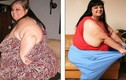 Quý bà nặng tới 320kg vì được bạn trai vỗ béo
