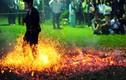 Khó lý giải sự kỳ bí của lễ nhảy lửa ở Hà Giang