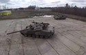 """Xem xe tăng chiến đấu Nga """"khiêu vũ"""" trên thao trường"""
