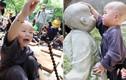 Phát sốt với cuộc thi chú tiểu đáng yêu nhất Trung Quốc