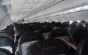 Tại sao VietJetAir cấm khách đi vệ sinh trên máy bay?