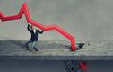 Cổ phiếu ngân hàng và bất động sản đồng loạt nằm sàn, VN-Index giảm 5%