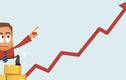 VN-Index tăng gần 18 điểm, dần tiến đến ngưỡng 1.200
