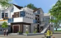 10 mẫu nhà 2 tầng mái lệch tuyệt đẹp khó rời mắt