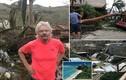"""Thiên đường của """"dị nhân"""" Richard Branson tan hoang sau siêu bão Irma"""