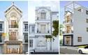 10 mẫu nhà phố 3 tầng tân cổ điển đẹp hút mắt