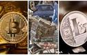 3 đồng tiền được nhắc đến nhiều nhất năm 2017