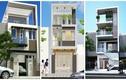 10 mẫu nhà 3 tầng giá rẻ, kiểu dáng mới 2018