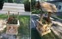 10 mẫu tiểu cảnh hình mái nhà cho sân vườn xinh xắn