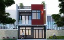 10 mẫu nhà 2 tầng thiết kế thông thoáng chi phí thấp