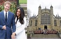 Bên trong lâu đài cổ sắp diễn ra đám cưới Hoàng tử Harry