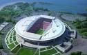 Ngắm kiến trúc sân bóng hiện đại bậc nhất World Cup 2018