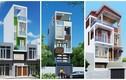10 mẫu nhà phố 3 tầng 1 tum đa phong cách
