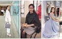 """""""Khám"""" kho hàng hiệu sang chảnh của Hoa hậu Việt"""