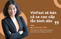 """""""Hồ sơ khủng"""" của nữ chủ tịch VinFast"""