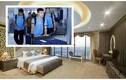 """""""Soi"""" khách sạn ở Lào ĐT Việt Nam nghỉ chuẩn bị mở màn AFF Cup"""
