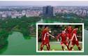 Cận cảnh khách sạn 5 sao tuyển Việt Nam nghỉ tại Myanmar