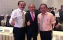 Sự trùng hợp bất ngờ giữa hai ông bầu dốc tiền cho bóng đá Việt