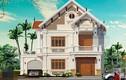 10 mẫu nhà 2 tầng tân cổ điển lên ngôi năm 2019