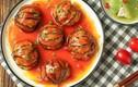 Cách làm cà tím kẹp thịt sốt cà chua mang may mắn cho năm mới
