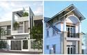 10 mẫu nhà 2 tầng mặt tiền 5m mang phong cách hiện đại