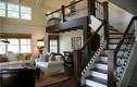 10 mẫu trụ cầu thang gỗ vuông đẹp hiện đại