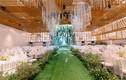 Sang chảnh không gian tổ chức đám cưới Cường Đô La - Đàm Thu Trang