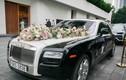 """""""Bóc"""" giá loạt siêu xe trong đám cưới ái nữ đại gia Minh Nhựa"""