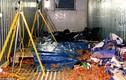 Hình ảnh kinh hoàng vụ 58 người Trung Quốc chết trong container