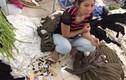 4 tấn quần áo cắt mác Tàu dán nhãn NEM, IFU: Chủ xưởng bỗng dưng ngất xỉu