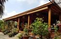Chiêm ngưỡng ngôi nhà làm từ 4.000 cây dừa độc nhất vô nhị tại miền Tây