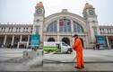 Sợ hãi, mất mát và hy vọng ở Vũ Hán một tháng phong thành