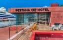 """""""Đột nhập"""" khách sạn hạng sang bị đồn làm bệnh viện cách ly Covid-19 của Cristiano Ronaldo"""