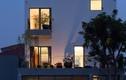 Thiết kế thú vị của ngôi nhà Hà Tĩnh, không nhiều cửa sổ vẫn ngập nắng