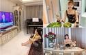 Choáng ngợp căn hộ quý tộc 280m2 của Hoa hậu Đại dương Lê Âu Ngân Anh