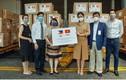 Tỷ phú Johnathan Hạnh Nguyễn tặng 750.000 khẩu trang y tế cho Phillippines