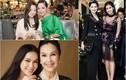 3 cặp mẹ con nổi tiếng giàu có, xinh đẹp hơn cả hoa hậu