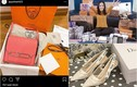 Bộ sưu tập hàng hiệu đắt đỏ của Quỳnh Anh - vợ Duy Mạnh